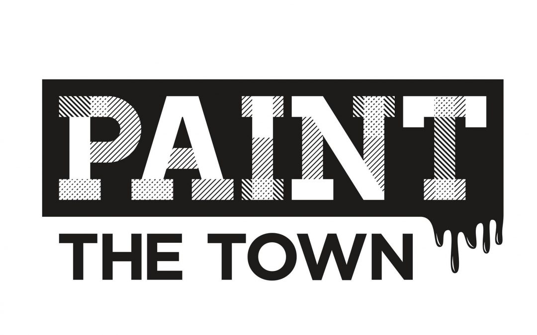 Painting the town with Lyrici Arts across Medway, Kent